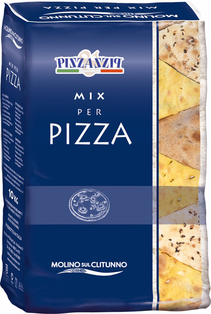 Mix Pizza ai Cereali