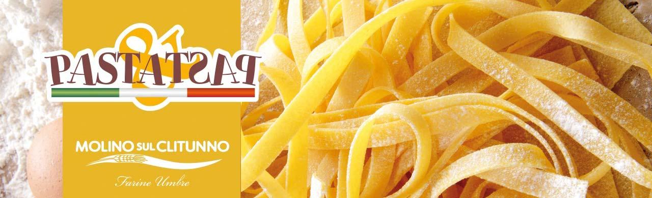 Farine per pasta - Molino sul Clitunno
