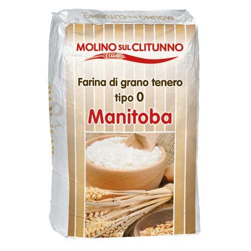 """Manitoba Tipo """"0"""""""