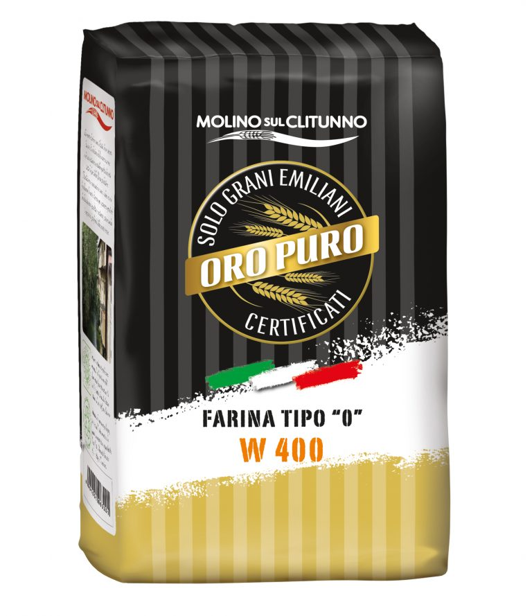 Oro Puro Tipo 0 – W 400