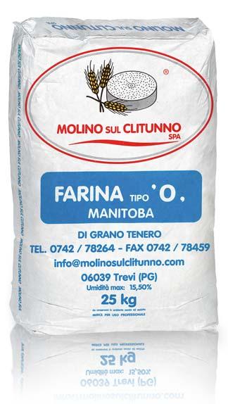 """Farina Farina """"0"""" Manitoba Celeste"""