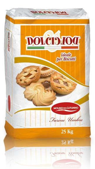 Farina 0 biscotto