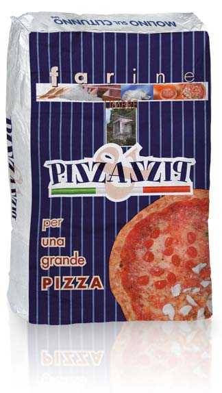 Farina integrale pizza