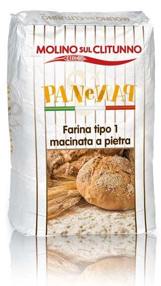 """Farina Tipo """"1"""" Macinata a Pietra"""