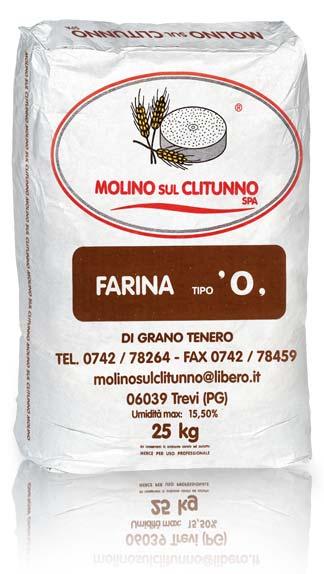 """Farina """"0"""" Marrone"""