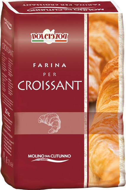 Farina per croissant - Linea pasticceria Molino sul Clitunno