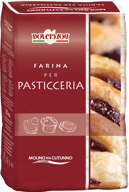 Farina per dolci - Linea Pasticceria Molino sul Clitunno