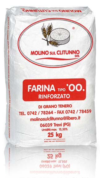 """Farina """"00"""" Speciale Rosso"""