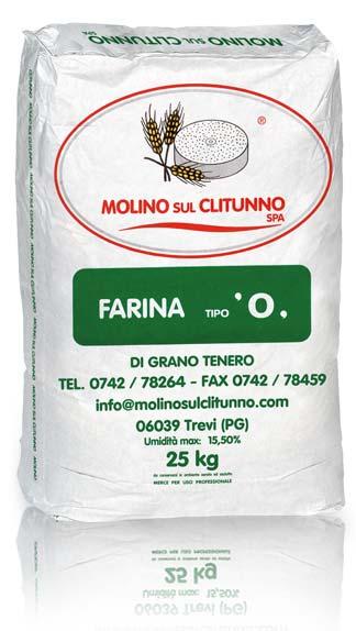 """Farina """"0"""" Verde"""