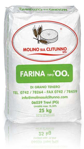 """Farina """"00"""" Verde Chiaro"""