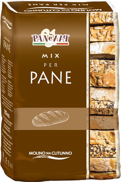 Mix Pan Fibra e Germe