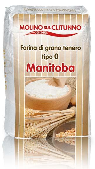 "Farina Manitoba Tipo ""0"""