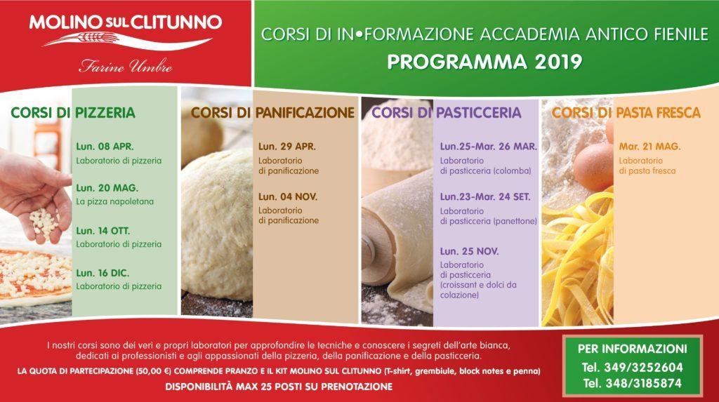 """ACCADEMIA DI FORMAZIONE """"ANTICO FIENILE"""", UN CALENDARIO RICCO DI EVENTI"""