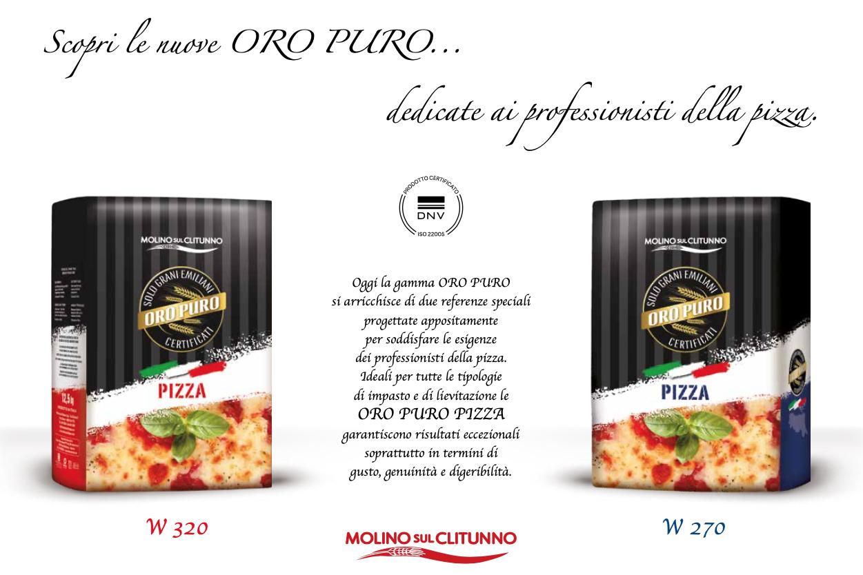 Novità Oro Puro a Città della Pizza 2021