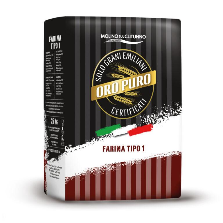 Oro Puro Type 1 Flour