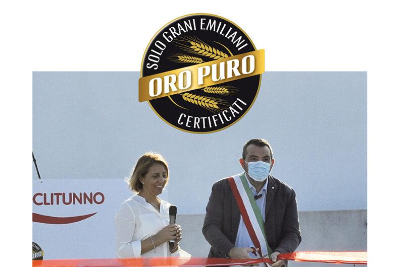 Inaugurata la nuova sede di Molino sul Clitunno Spa a San Felice sul Panaro